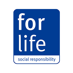 For Life–Social Responsibility Certificate